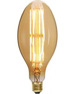 Decoration LED, E27, C100, 2000K, 400lm, 6.5W, Dimmerkompatibel