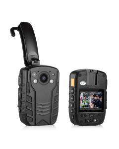 Kroppskamera 4K Ultra HD 2160p, IR Nightvision, Vidvinkel 175°, 64GB, 2