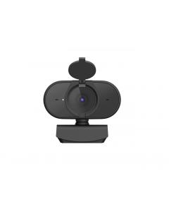 Asgari Webbkamera 1080p, Home Meeting, Mikrofon, Linsskydd, Full HD