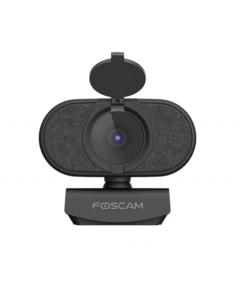 Professionell 4K UltraHD Webbkamera, 8MP, Brusreducerande Mikrofon, Livestreaming, USB