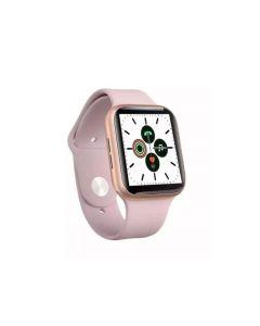 Smartklocka IWO 12 Pro Pink, Bluetooth, PUSH, IP68, Sömnmonitor, Sportklocka