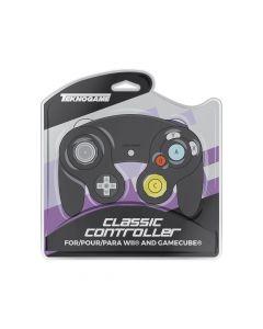 Gamecube kontroller för Gamecube, Wii, Wii U - Svart