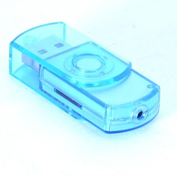 HD Spionkamera i form av USB-Minne