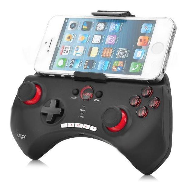 iPEGA 9025 Multimedia Bluetooth spelkontroll till smartphones