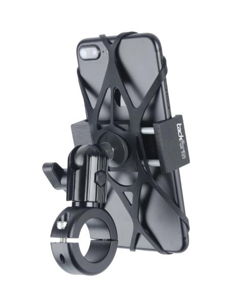 Gummisäkring för telefonhållare, Motorcykel, Cykel, Tackform, 1-Pack