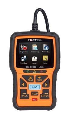 Foxwell NT301 felkodsläsare