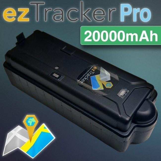 GPS Tracker fordon, eztracker pro20